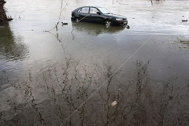 Car Flood