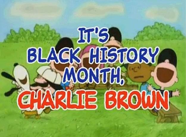 Charlie Brown Black History