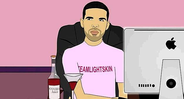 Drake VS DMX