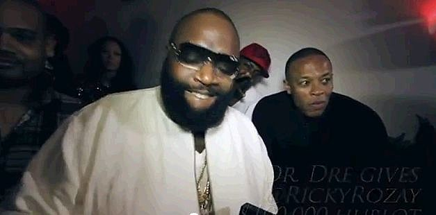 Rick Ross And Dr Dre