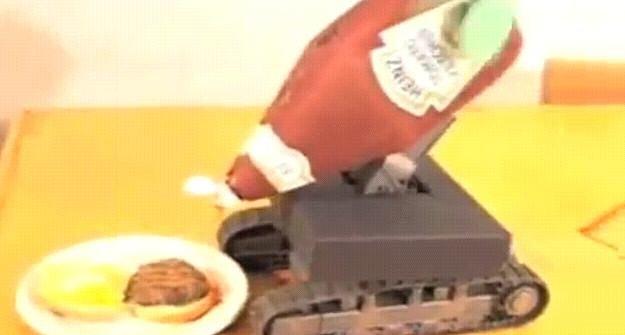 Ketchup Bot