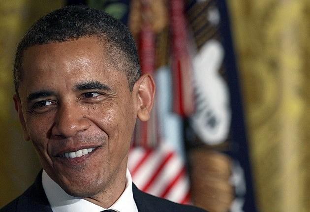 Obama Hosts Easter Prayer Breakfast In The White House