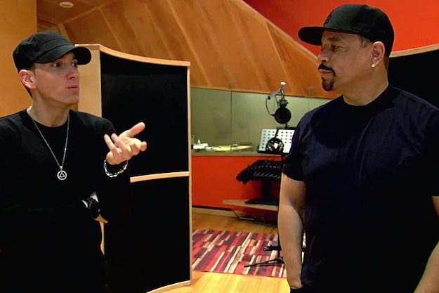 Eminem And Ice-T