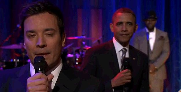 Jimmy Fallon Obama