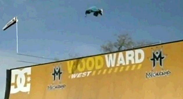 Skateboarding record