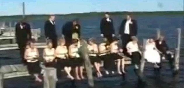 Wedding Fail Montage