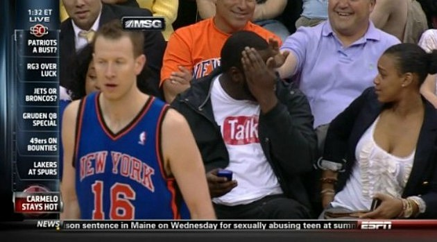 Courtside Texting
