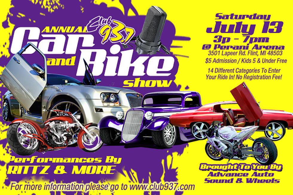 Club Car And Bike Show - Car and bike show