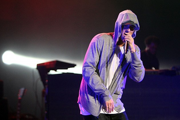 """Jay-Z And Eminem Perform And Launch """"DJ Hero"""" - Show"""