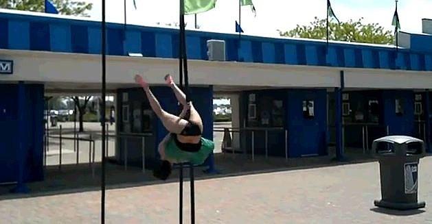 Cedar Point Stripper