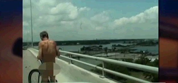 Naked Unicycle