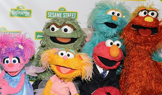 Sesame Street Workshop 10th Annual Benefit Gala