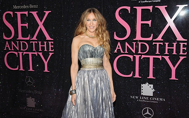 "New Line Cinema Premieres ""Sex And The City"" - Outside Arrivals"