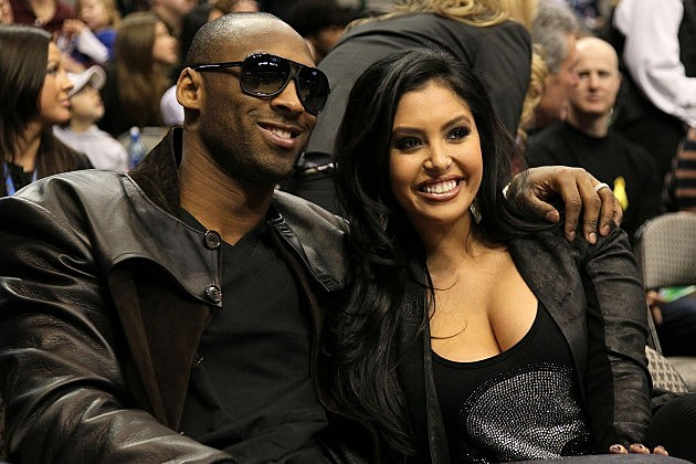 Kobe and Vanessa