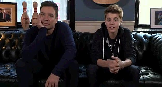 Ask Justin With Fallon