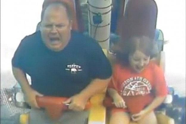 Dad Hates Carni Rides