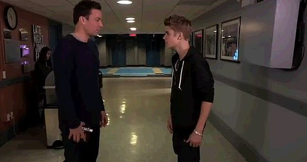 Fallon vs Bieber