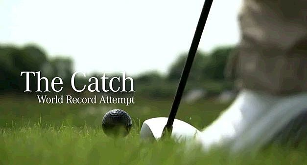 Golf Ball Catch