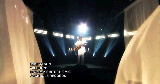 Mike Tyson - Lebron