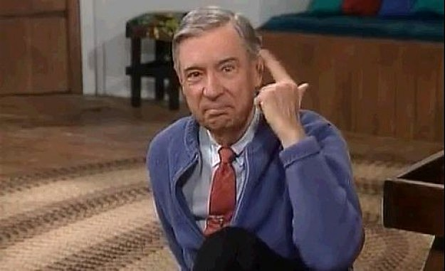 Mister Rogers Remixed Garden Of Your Mind Is Amazing Video