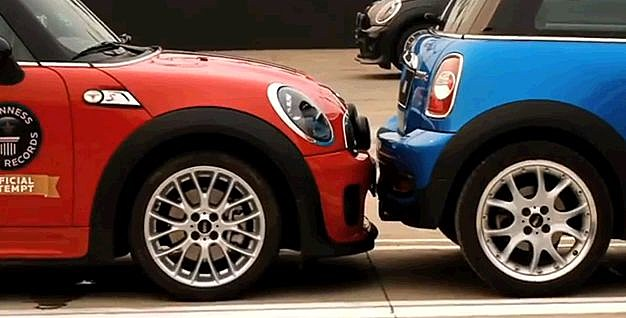 Parallel Parking contest