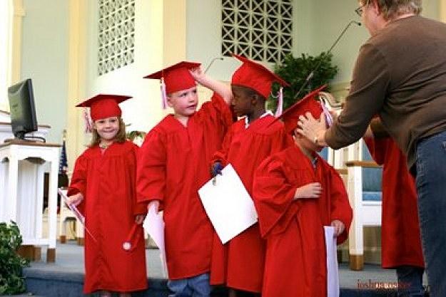 Pre School Grad