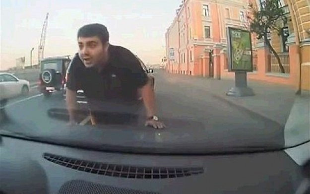 Russian Dash Cam