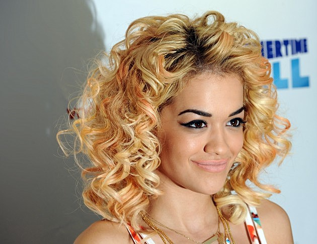 Rita Ora Live in Studio