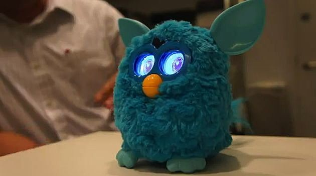 new edition furby to be released this fall video