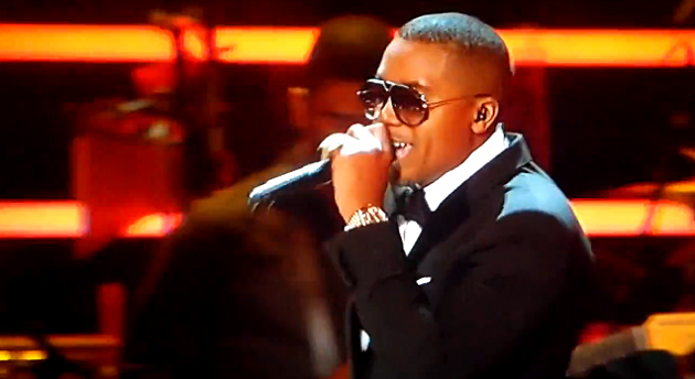 Nas Nasty On ESPY