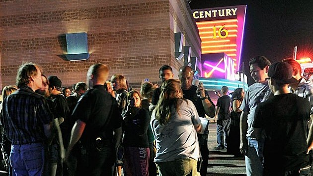 James Holmes is identified as the shooter in Aurora