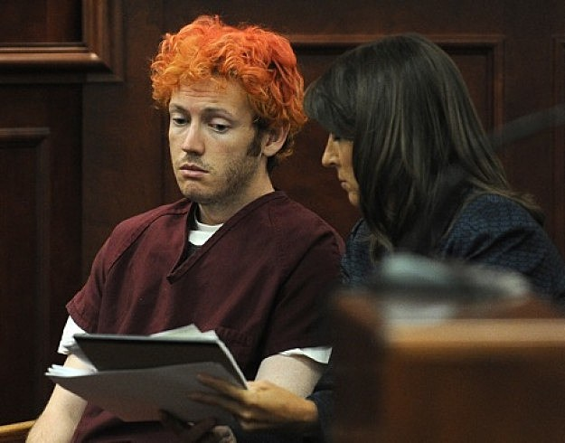 James Holmes Sent His Plans Before He Did It