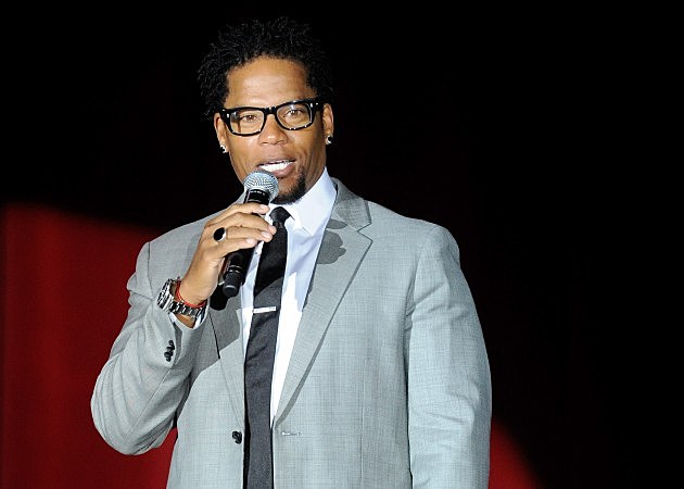 D.L. Hughley At The Whiting