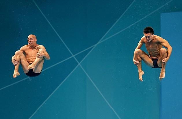 US Olympic Divers