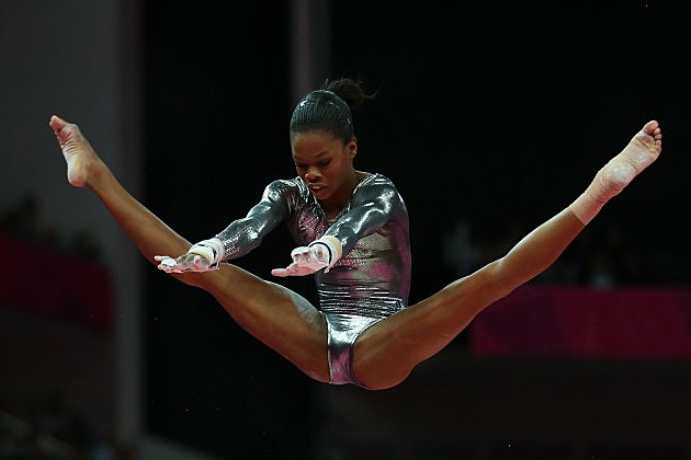Gabby Douglas Is The Most Watched Olympian So Far