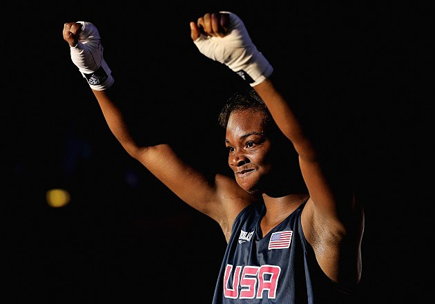 Claressa Shields Wins Gold