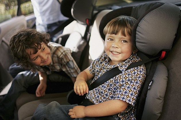 Child Car Seat Rules Are Ignored