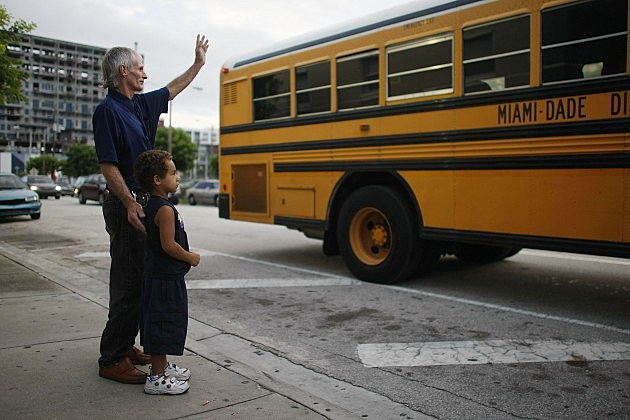 Parents are happy to send kids back to school