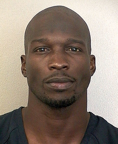 Chad Johnson Is Arrested On Domestic Violence Charge