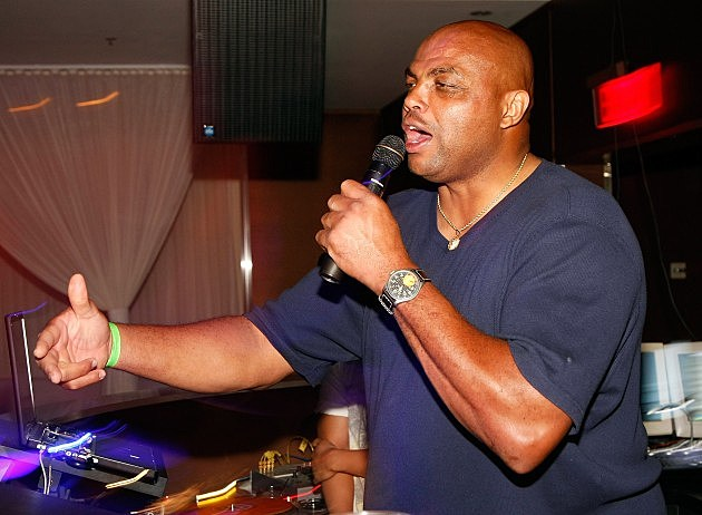 Charles Barkley Sings Karaoke With Boyz To Men