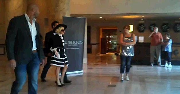 Lady Gaga Bodyguard