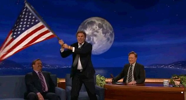 Will Ferrell On Conan