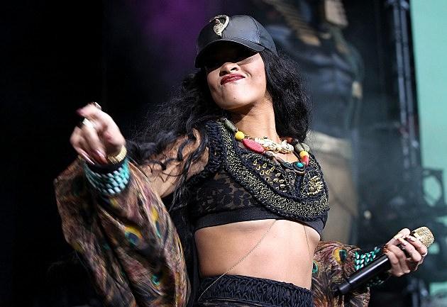 Rihanna Cockiness Remxi