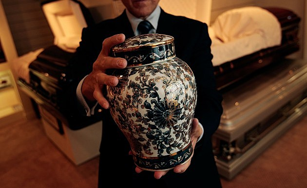 Cremations Are On The Rise
