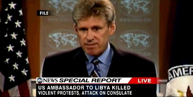Christopher Stevens Killed