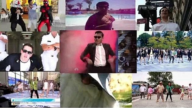 Gangnam Style Megamix