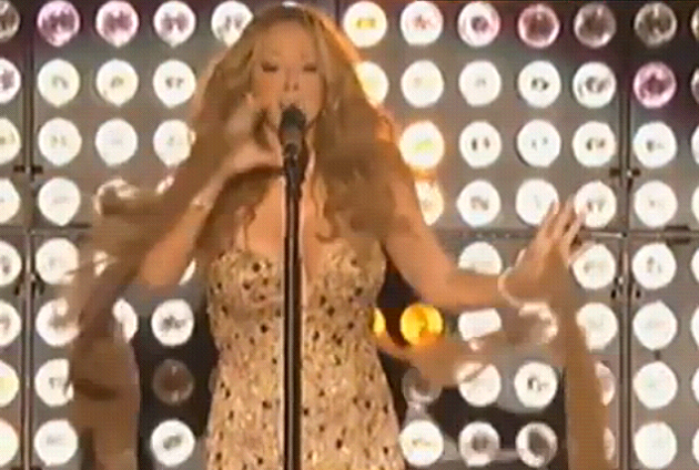 Mariah Carey Kicks Off NFL Season