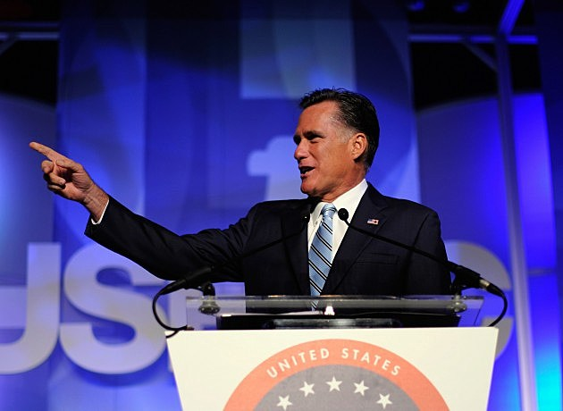 Mitt Romney Secretly Recorded Talking About 47% Of Obama Supporters