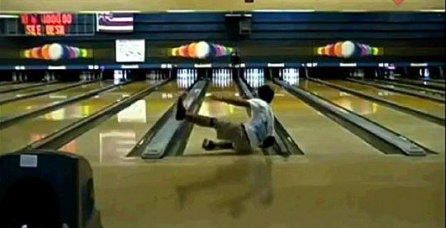 Bowling Fail
