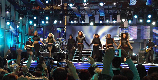 Ciara On Jimmy Kimmel Live